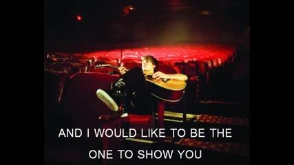 New !! Justin Bieber - Latin Girl ( Lyrics On Screen )