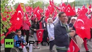 Germany: Thousands of German Turks decry Armenian 'genocide' allegations