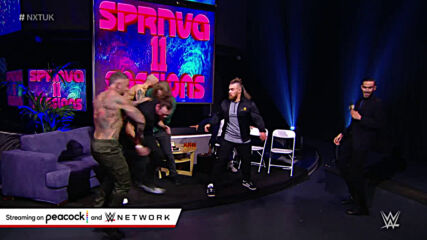 "Amir Jordan squares off with Kenny Williams, Gallus join ""Supernova Sessions"" and more: NXT UK highlights, April 15, 2021"