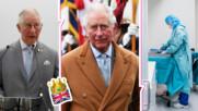 Принц Чарлз: Извадих късмет, изкарах лека форма на болестта