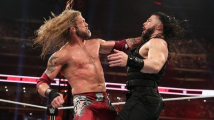 Edge ist wieder da – Das Beste aus WWE, 28. Januar 2020