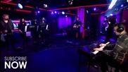 Ed Sheeran covers Christina Aguilera's Dirrty in the Live Lounge