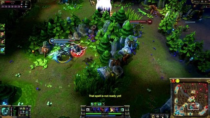 League of Legends - Champion Spotlight - Hecarim, the Shadow of War