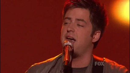 Lee Dewyze - Simple Man (american Idol 9 - Top 3 - Contestants choice)