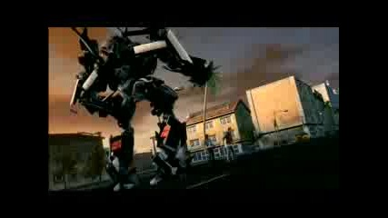 Transformers The Game In The Studio