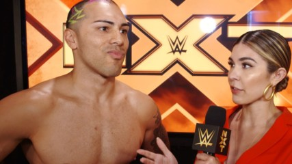 Joaquin Wilde is ready to take things from mild to wild in NXT Breakout Tournament: WWE.com Exclusive, June 26, 2019