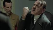 Хитлер разбира за резила на Лудогорец ...