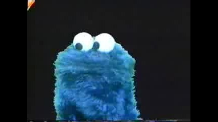 Cookie Monster Cannibal Corpse