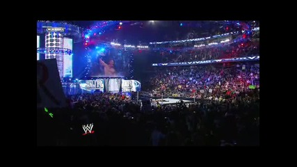 Snimki ot Survivor Series 2009