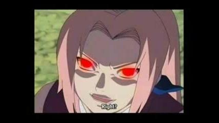 Hyperactive sasuke - naruto finds the drugs xd