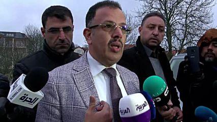 Sweden: Prisoner exchanges a 'first step' - Yemeni government negotiator