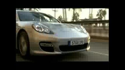 2010 Porsche Panamera - Официално видео