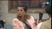 Нетактичните въпроси на Емануела обиждат Весела Нейнски - Big Brother: Most Wanted 2018
