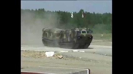 Russian Expo Arms 2002 Kamaz. Zil. Ural