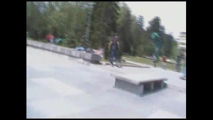 Throwaway Footage