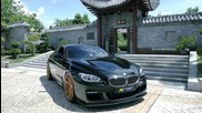 Bmw 640i M-sport Hupshun Tyres Vossen Malaysia Vps-307t
