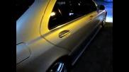 Mercedes Benz S500 с 30000k Hid (xenon)