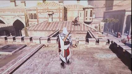 Assassins Creed: Brotherhood Guild Walkthrough (cam)