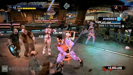 Dead Rising 2 Off the Record Electric Crusher Trailer [hd]
