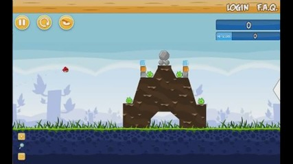 Angry Birds Gameplay (pc)
