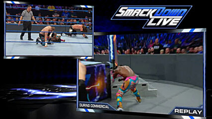 Kofi Kingston vs. AJ Styles vs. Sami Zayn - WWE Title Triple Threat Match: SmackDown, May 7, 2019 (Full Match)
