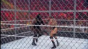 60 Seconds in Hell - Randy Orton vs. Mark Henry - Hell in a Cell 2011