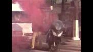 Бъзик с моторист