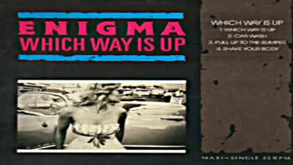 Enigma - Space ride-electro 1987