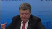 Germany: 'We live in a different universe than Russia' -  Ukraine's Poroshenko