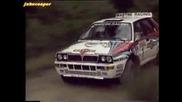 Juha Kankkunen - Lancia Delta Hf - Rally Sanremo 1992