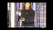 David Bisbal Premio Mejor Artista Latino / World Music Awards 2003