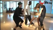 Анн Джи и най- най- най-яките танцьори в България