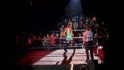 Кеча в България Rob Van Dam Излизането