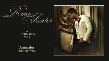 •превод• Romeo Santos feat. Nicki Minaj - Animales