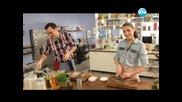 Торта с тиквички, пълнени тиквички, супа със скариди. - Бон Апети (18.04.2013)