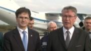 Serbia: Serbia dispatches humanitarian aid to Syria via Russia's Aerospace Forces