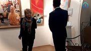 """Изложбата """"изкуството на Джън, Шан, Жен"""" в Бургас, април-май 2018 г."""