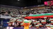13 000 пеят химна на България в Арена Армеец