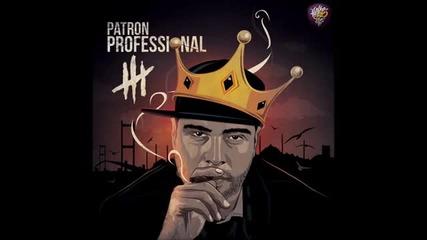 Patron - Tektipsiniz (professional 3) - Turkce Rap Underground