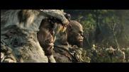 Warcraft - Официален трейлър (2016)