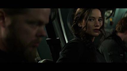The Hanging Tree - Music Video - The Hunger Games - Mockingjay Pt.1 (score James Newton Howard)