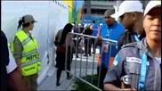 Арестуваха нахлулите в пресцентъра чилийци