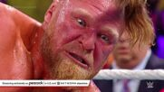 Brock Lesnar's F-5 to Roman Reigns comes back to hurt him: WWE Crown Jewel 2021 (WWE Network Exclusive)
