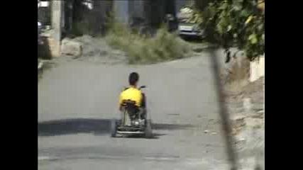 Karting Kovrovec Trikolka