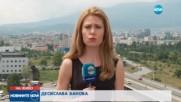 Буря и градушка в Шуменско