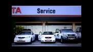 Стив Ъруин - Тойота (реклама)