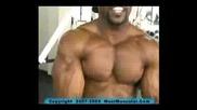 Bodybuilder Kevin Ofurum