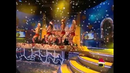 """Веси, Ваня, Жана и Алекс - """"jingle Bells"""" Видео Господари на ефира"""