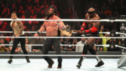 Bobby Lashley brings the pain against Elias in WWE TLC 2018 Kickoff Ladder Match