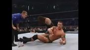 The Undertaker vs. Randy Orton - Wwe Smackdown 16.09.05
